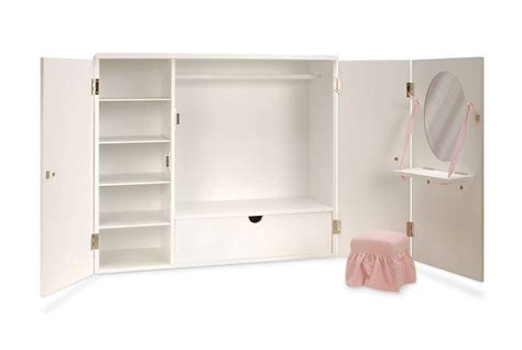 Our Generation Doll Closet by Wooden Wardrobe Our Generation Dolls 18 Quot Dolls Non Ag