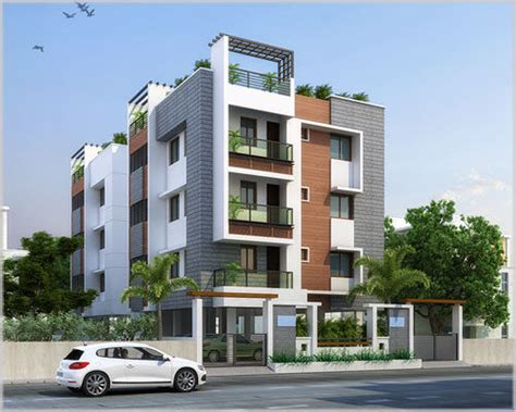 South Indian House Front Elevation Designs grn s varadha priya in selaiyur chennai price floor