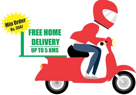 Free Up by Free Home Delivery Png Clipart Images