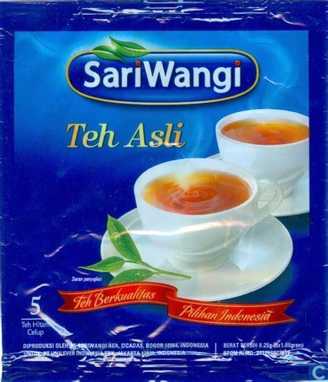 Teh Celup Wangi Sari Wangi 25 teh asli sari wangi catawiki