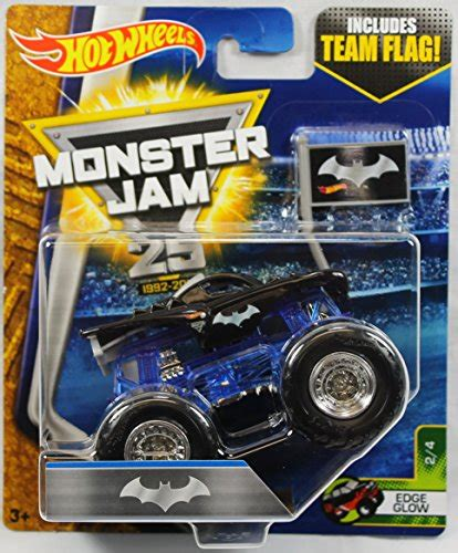 wheels monster jam batman truck wheels monster jam 1 64 scale truck batman buy