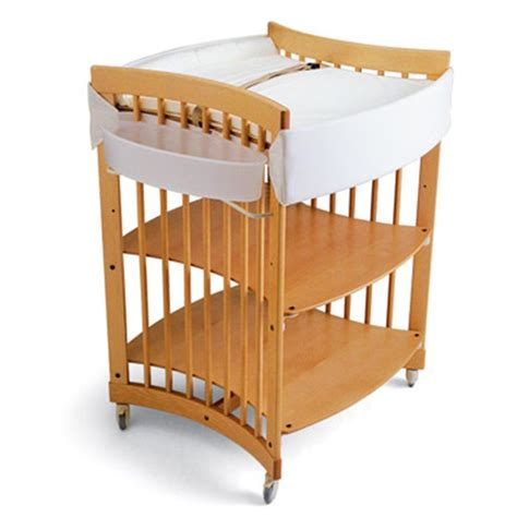 Stokke Changing Table Convertible Changing Table Saves Your Back Coverts To Toddler Workbench Or Computer Desk For