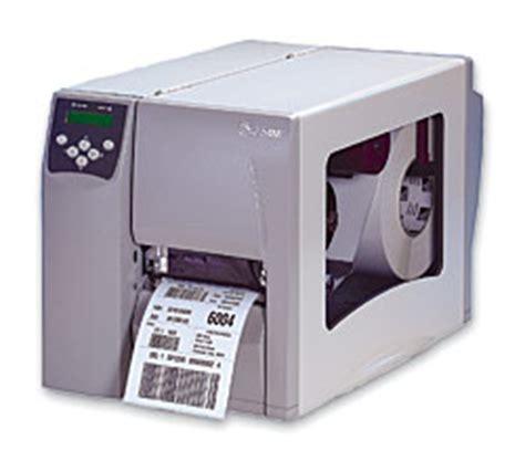 Printer Zebra S4m zebra s4m direct thermal label printer