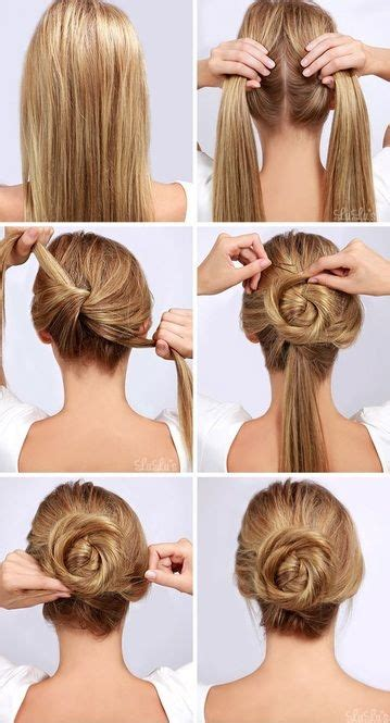 hairstyles you can do at home for a wedding まるでプリンセス 特別な日に挑戦したい 薔薇ヘアの作り方 myreco マイリコ