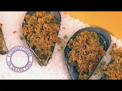 Moules Grillées Au Four by Moules Cuites Au Four