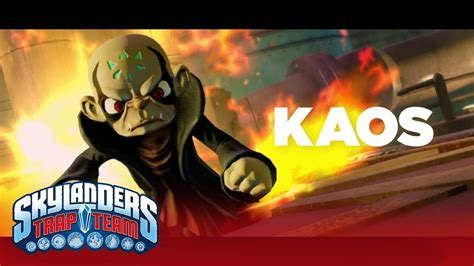 official skylanders trap team quot meet the villains kaos quot trailer l skylanders trap team l