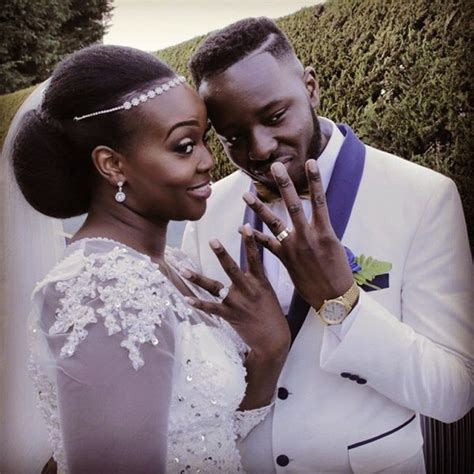 afro hairstyles for brides 20 natural brides who slayed our lives the head the