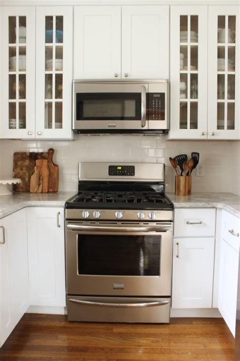 design sponge kitchen elegant sophistication with lots of diy in nashville