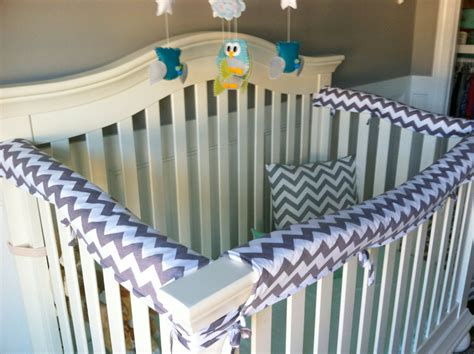 Teething Rail Guards For Cribs by Crib Guards 3pc Custom Crib Rail Teething Guards For