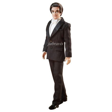 Barbie Collector FAN CLUB EXCLUSIVE ? TAILORED TUXEDO Ken