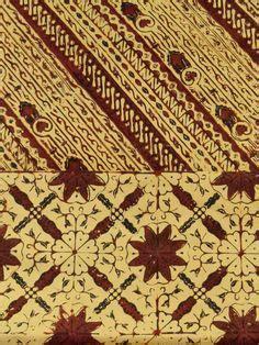 Sarung Top Donggala Motif Bunga Kuning batik from garut west java indonesia the parang pattern is for aristocrats west java