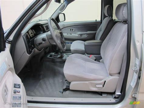 2004 Toyota Tacoma Interior by 2004 Toyota Tacoma V6 Trd Cab 4x4 Interior Photo