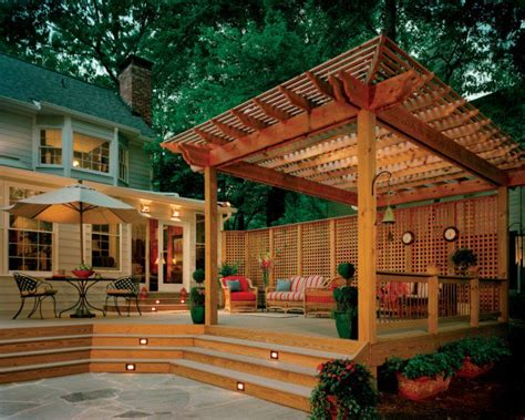 Deck With Patio Designs 15 Outdoor Deck Designs For Your Backyard