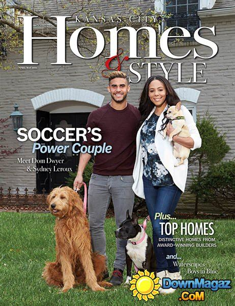 kansas city home design magazine kansas city homes style april may 2016 187 download pdf