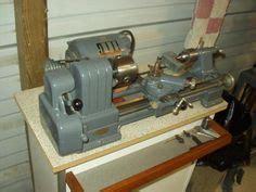 craftsman metal lathe    model
