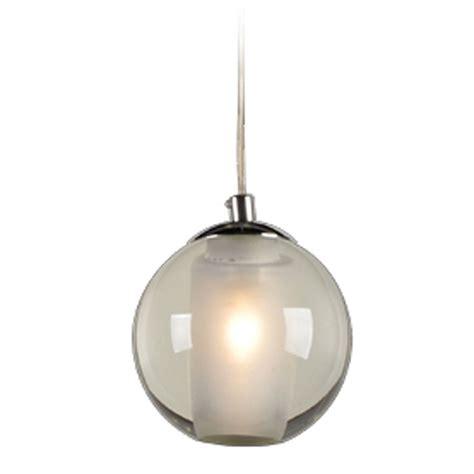 Mini Globe Pendant Light Plc Lighting Nuetron Polished Chrome Mini Pendant Light With Globe Shade 92931pc Destination