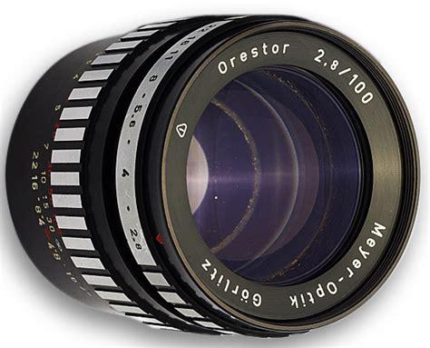 Mayer Optik Gorlitz Oresteor 10028 the meyer optik g 246 rlitz orestor 100 mm f 2 8 lens specs mtf charts user reviews