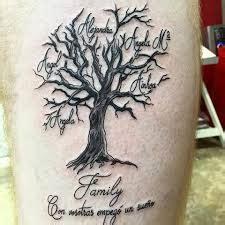 imajenes de tatuajes de arbol genealogico resultado de imagen de arbol genealogico tatuaje analia