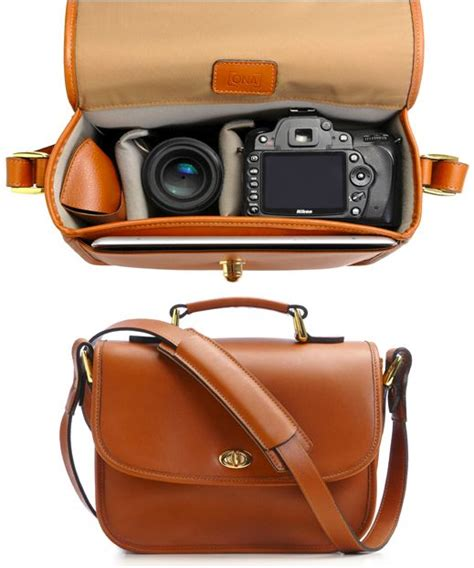 leather bag chic gadgets bags