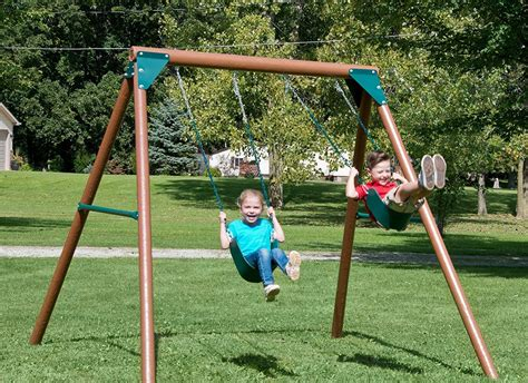 good swing sets 4 fun swing set features you should consider viral rang