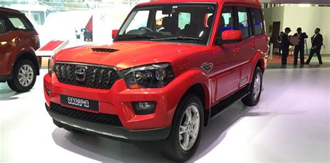 mahindra scorpio model 2016 lastcarnews mahindra pik up replacement on the way