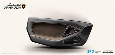 ganador lamborghini lamborghini ganador concept interior design sketch car