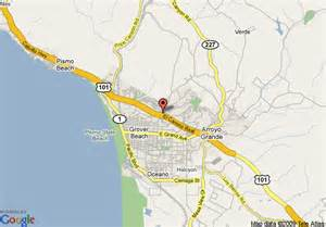 map of best western casa grande inn arroyo grande