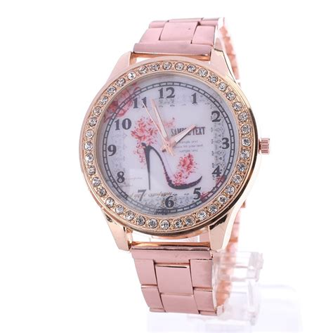 gold pattern style watch 2015 new fashion shoes gold exemplar nicole lee handbags