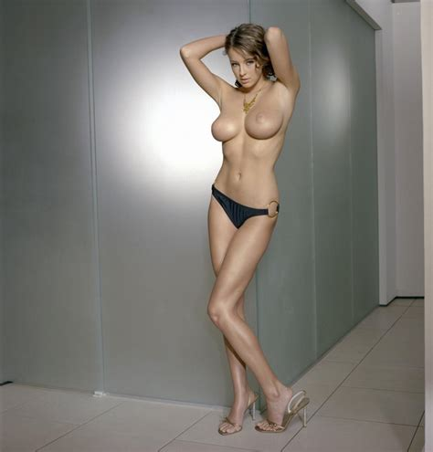 Keeley Hazell Topless Perfection