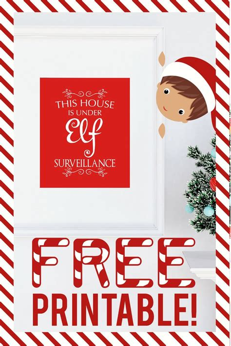 printable elf signs 78 best images about boys and girls club christmas on