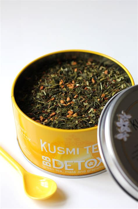 Kusmi Tea Detox Bb by Les Cinq Jolies Choses 1 Zo 233 Bassetto Mode