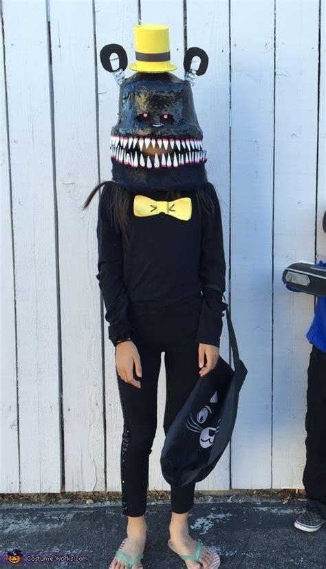 fnaf nightmare costume