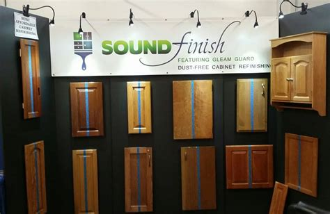 Sound Finish Cabinet Painting Refinishing Seattle Home | sound finish cabinet painting refinishing seattle
