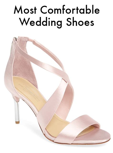 Comfortable Shoes by Comfortable Wedding Shoes Bridal Accessories Instyle