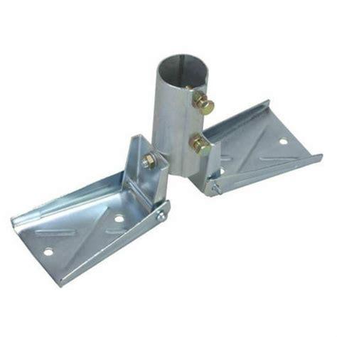 telescoping antenna mast pole roof mount heavy duty swivel   easy  ez  ebay