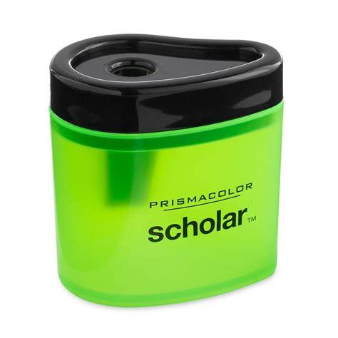 a sharpener prismacolor scholar pencil sharpener office