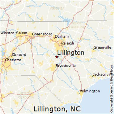map of carolina lillington best places to live in lillington carolina