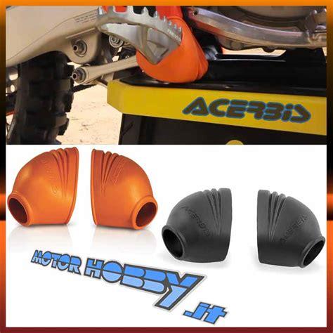 pedane motard protezione pedaline e pedane acerbis cross enduro motard