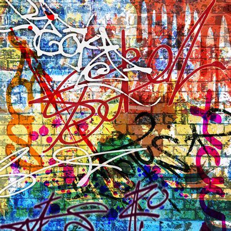 wallpaper for walls graffiti brick wall graffiti wallpaper mural by loveabode com