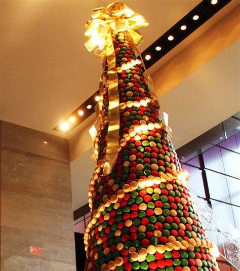foto 193 rboles de navidad originales adornado con macarons