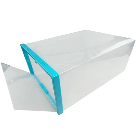 clear plastic shoe storage boxes 5 stackable clear plastic shoe organiser box home storage