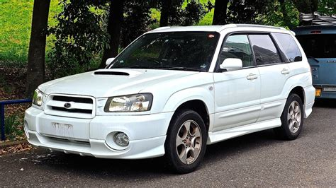 2002 subaru forester turbo 2002 subaru forester turbo sg5 japan auction purchase