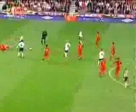 Beckham Fantastic beckham fantastic goal