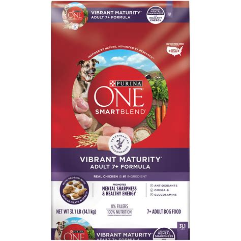 purina one smartblend puppy purina one smartblend vibrant maturity 7 senior formula food petco