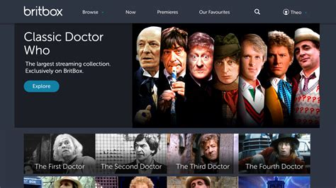 britbox streaming classic doctor who episodes are coming to britbox s
