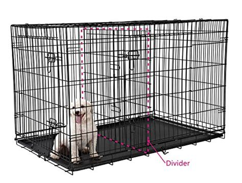 puppy crate divider best crate all pet cages