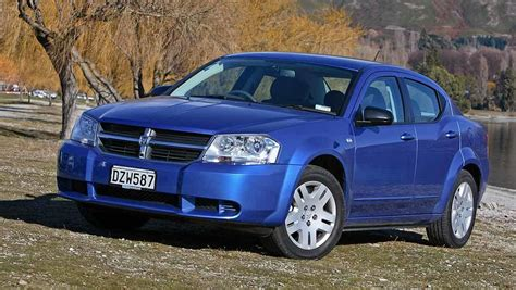 dodge avenger 2010 reviews used dodge avenger review 2007 2010 carsguide