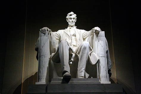 defiant breach of lincoln memorial barricade cheers from