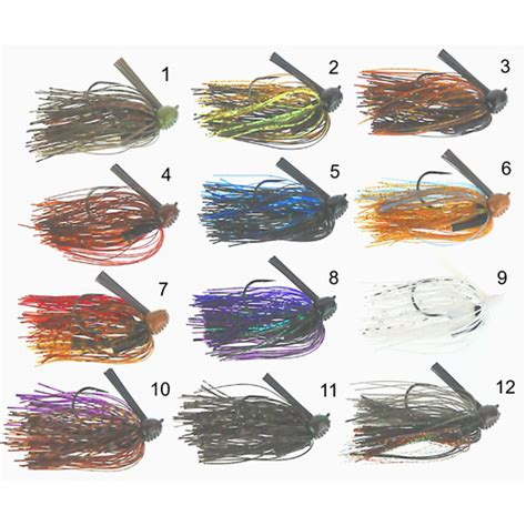 what is the best all around jig colors for steelhead all terrain rattling a t jigs all terrain tackle jigs