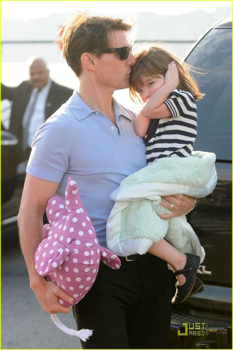 Tom Cruise Sign Suri Cruise As Baby Gap Model by The World S Catalog Of Ideas